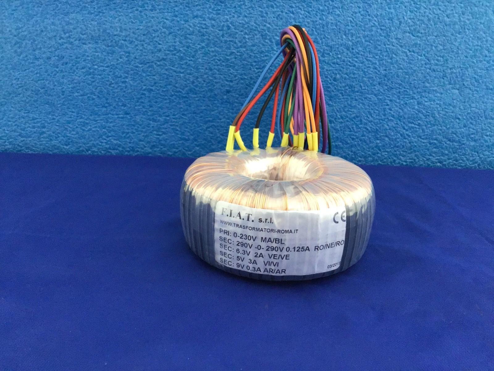 Produzione di Componenti Magnetici Made in Italy – F.I.A.T Srl